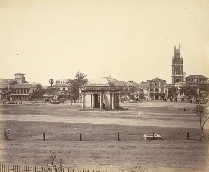 Bombay Green of 1862.